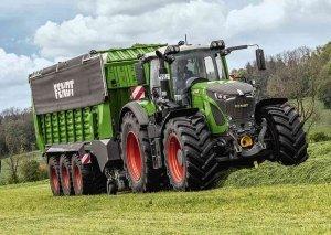 Fendt Traktor Agrarmesse