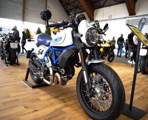 Motorräder auf der Auto & Bike 2019