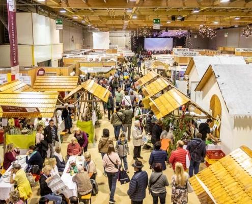 Brauchtumsmesse in Halle 4