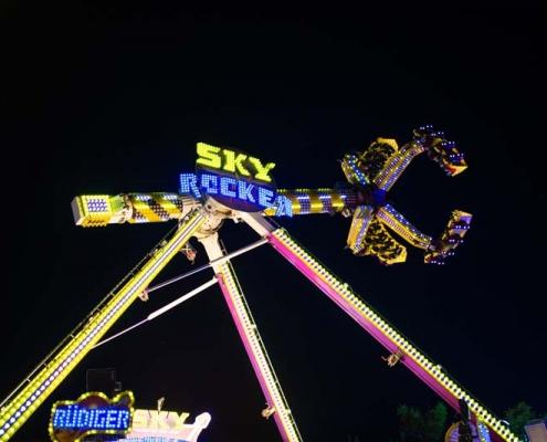 Sky Rocker im Gaudepark