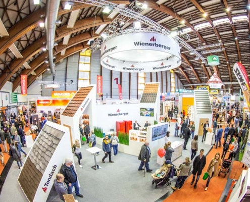 Besucheransturm auf der Häuslbauermesse 2019