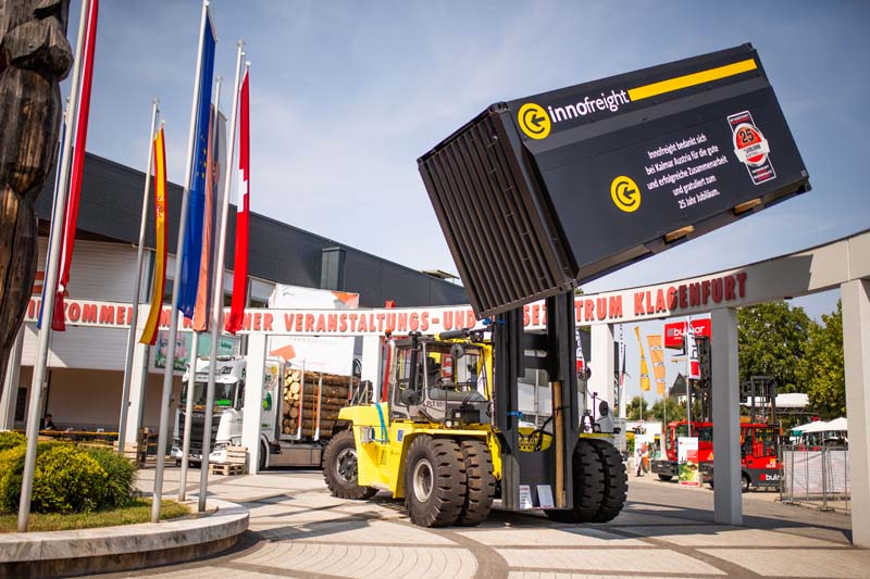 internationale Holzmesse Klagenfurt