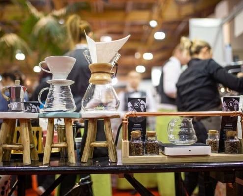 Die Welt des Kaffees auf der GAST Klagenfurt