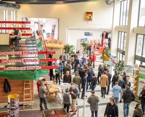Lebende Baustelle Häuslbauermesse 2019