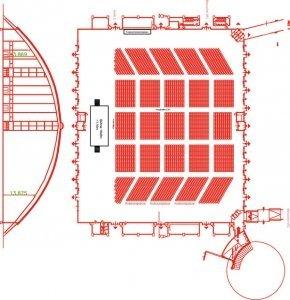 Plan Halle 1