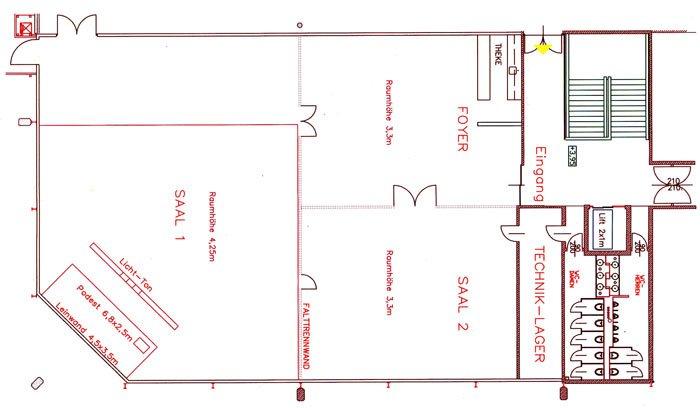 Plan Halle 5