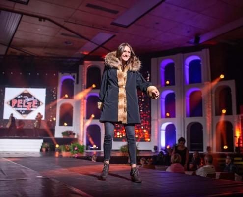 Modewelt im Rahmen der Herbstmesse 2019