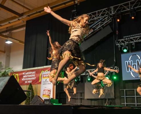 Danzaufführung 2019 Familienmesse
