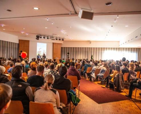 Vortrag im Rahmen der Häuslbauermesse 2019