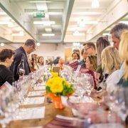 Weinverkostung durch den Sommelierverein Kärnten