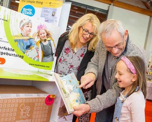 Familienmesse in Klagenfurt 2019